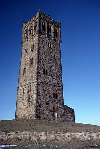 Castle Hill, Huddersfield - Wikipedia, the free encyclopedia
