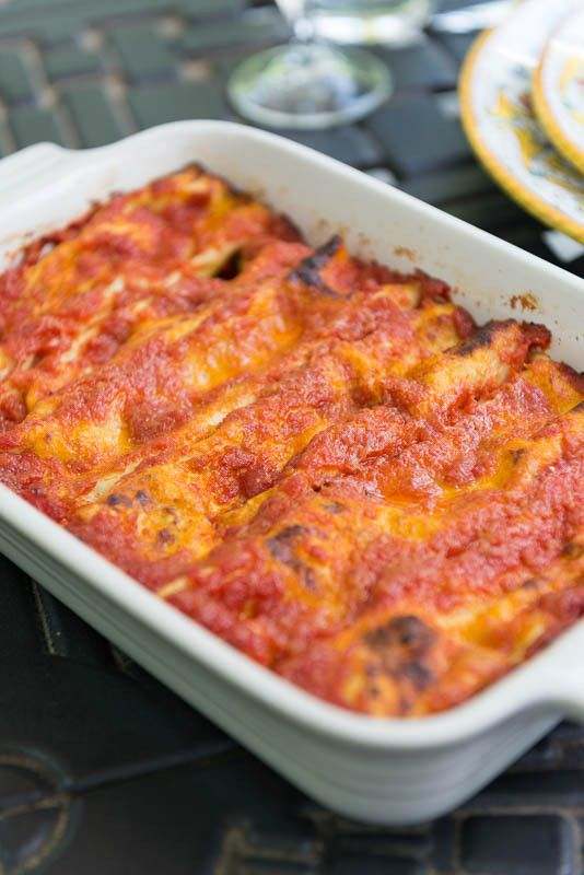 Cannelloni—a step by step guide. You might be surprised how easy they are to…