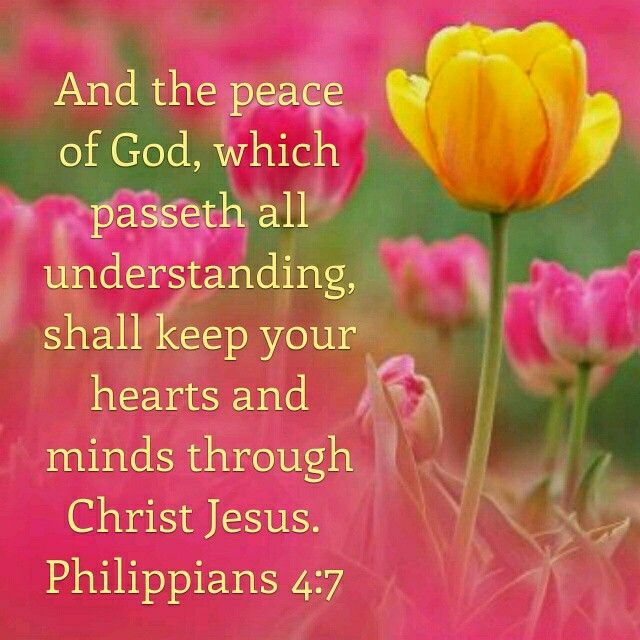 Philippians 4:7 KJV