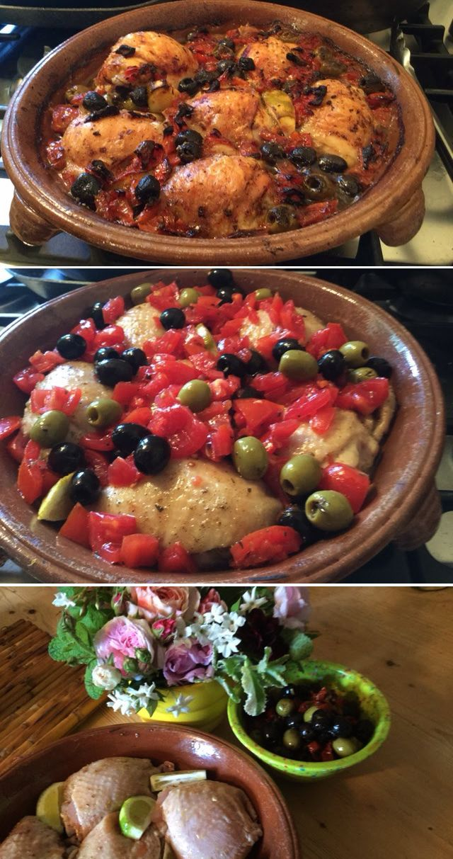 AAA ACCADEMIA AFFAMATI AFFANNATI: Pollo al forno molto mediterraneo con olive, limoni, finocchietto.