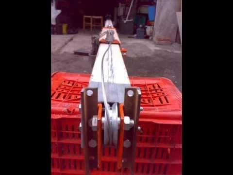 it9bii palo antenna con carrello.wmv