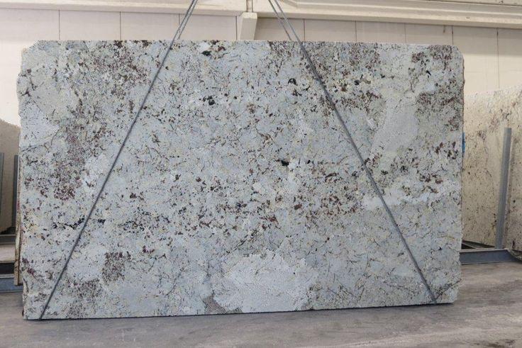 Alaska White Granite Countertop                                                                                                                                                     More