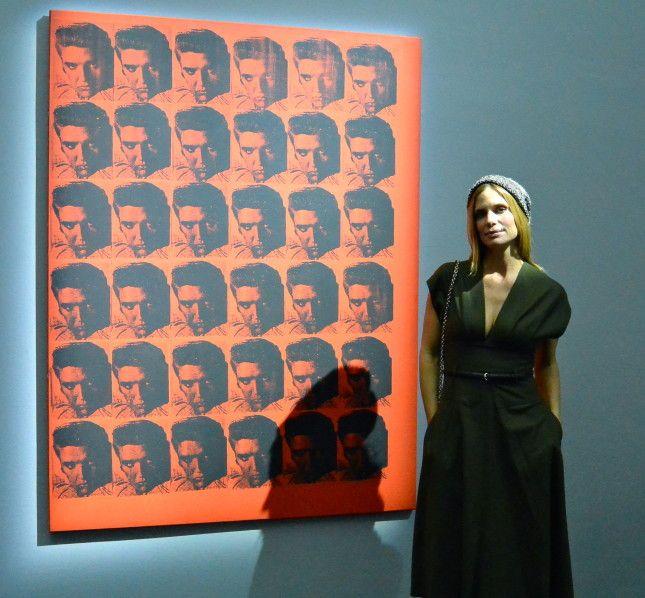 Filippa Lagerback @ Warhol