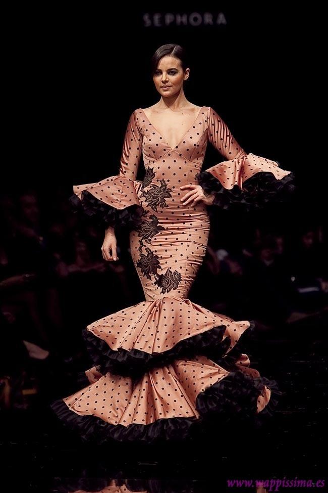 Wappíssima - Simof 2011 - Vicky Martin Berrocal - Colección: Sueño Flamenco