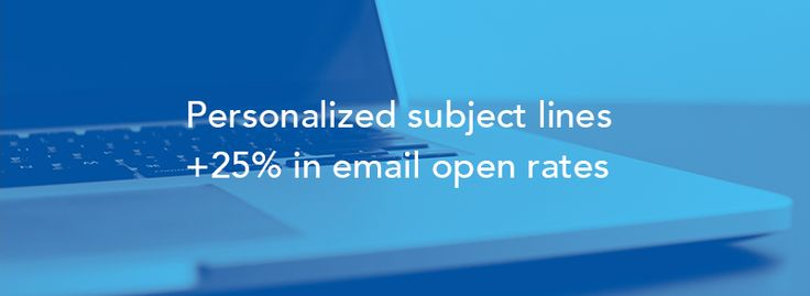 Don't fall at the first hurdle #SubjectLines #Email #personlization #Marketing