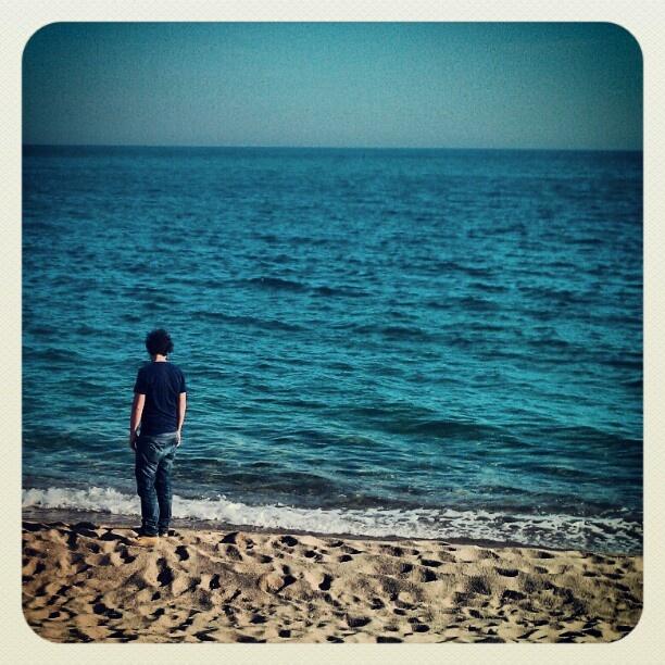 Canet de Mar, días de #primavera!