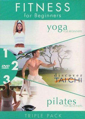 #Beginners #guide to #pilates, yoga & tai chi  dvd,  View more on the LINK: 	http://www.zeppy.io/product/gb/2/301901523740/