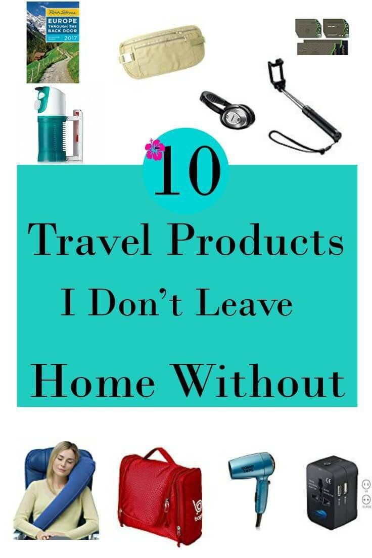 There are endless lists of ultra-fancy travel gadgets that advertising agencies think we cannot live without. Many of them cost hundreds of dollars and take up valuable luggage space, Travel clothes steamer, Electric plug adapters, Money belt, Noise cancelling headphones, Travel guide book, Selfie stick, RFID protection, Travel pillow, Toiletry bag, Travel hair dryer