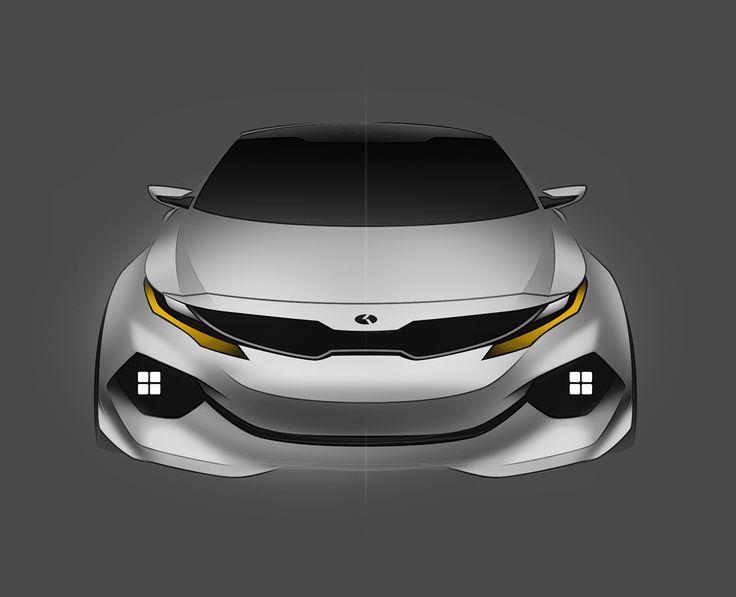 22 best kia concept vehicles images on pinterest autos for Industrial motors burlington iowa