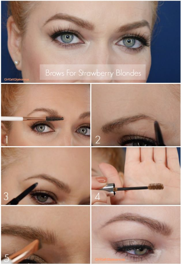 How I Fill In My Eye Brows + Best Brow Products for ...