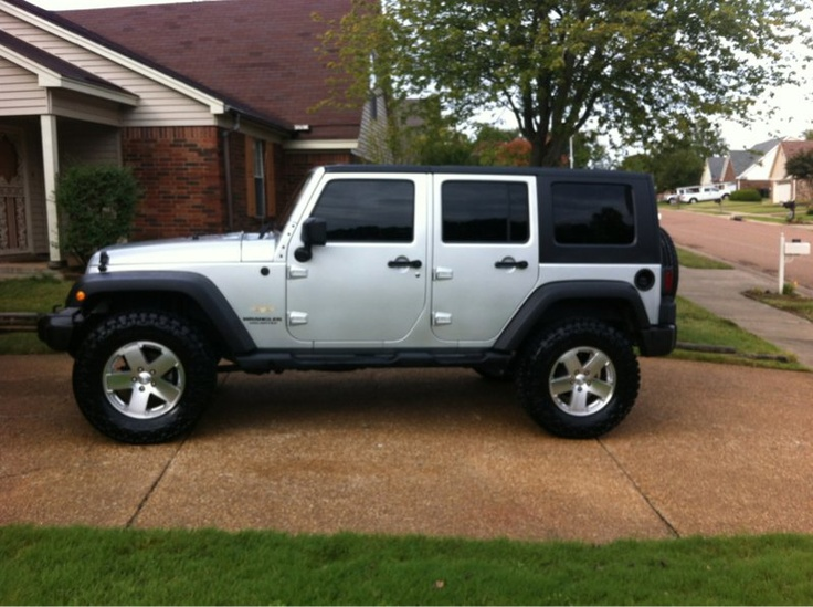 295 70r18 Nitto Trail Grapplers Jeeps Pinterest