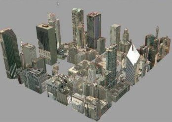 3ders.org - 3D printed Chicago: See the city as you've never seen it before | 3D Printer News & 3D Printing News