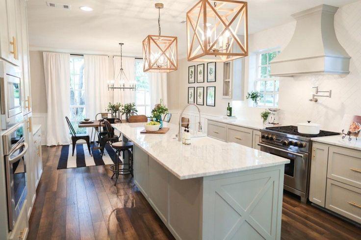 The Chip 2.0 House | Season 3 | Fixer Upper | Magnolia Market | Kitchen | Chip & Joanna Gaines | Waco, TX