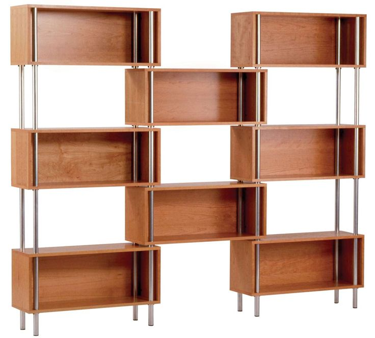 Unusual Shelving Units ~ http://www.lookmyhomes.com/unusual-shelving-units-to-keep-your-books/