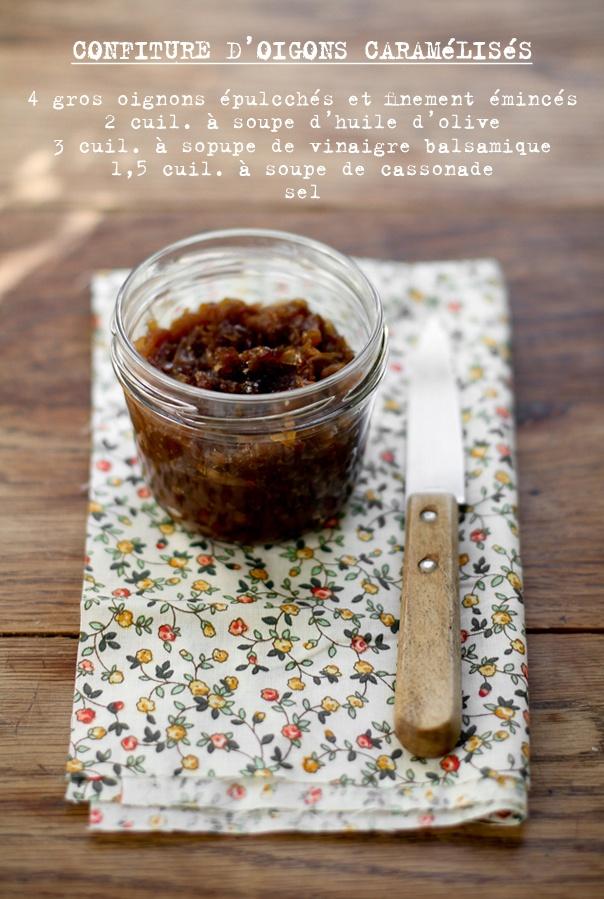 Confettura di cipolle caramellate e aceto balsamico