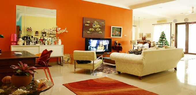 Color Trends Home Interior