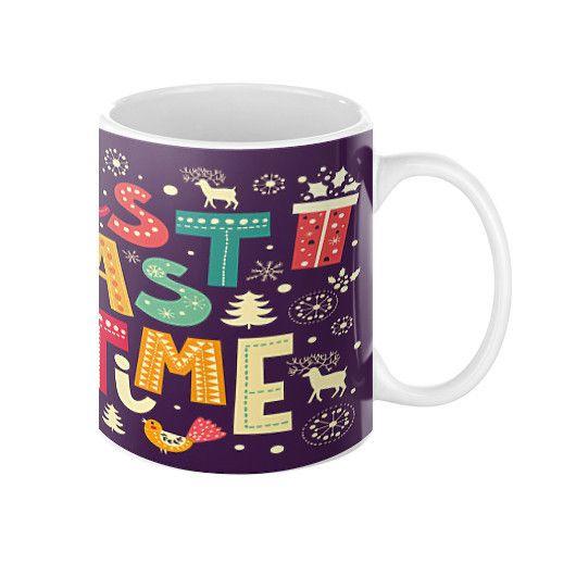 Coffee Mug - Christmas Time