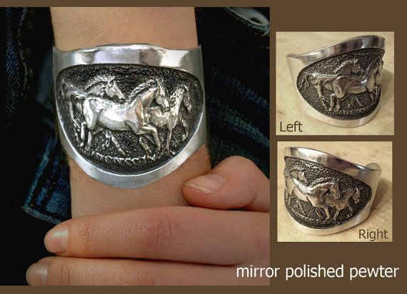 Hey, I found this really awesome Etsy listing at https://www.etsy.com/listing/195862609/wild-horses-shadow-box-cuff-bracelet
