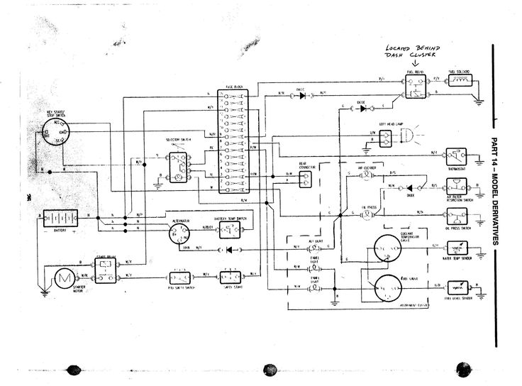 New Holland Ls170 Wiring Diagram Ford 3415 Electrical