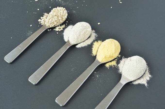 Glutenvrij bakken kan lastiger zijn. Maak zelf glutenvrij meel en vervang voortaan de bloem in een recept door je eigen gemaakte glutenvrije meelmix.
