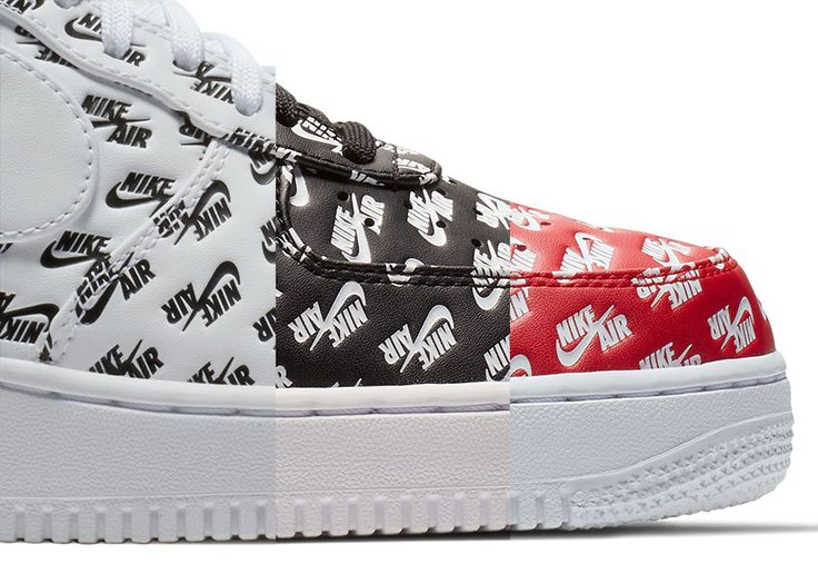 Remember that era of streetwear that had all-over print logos on everything? That gaudy fad isn't exactly coming back, but Nike is taking things back to those days with a trio of Air Force 1 Low releases that aren't shy … Continue reading →