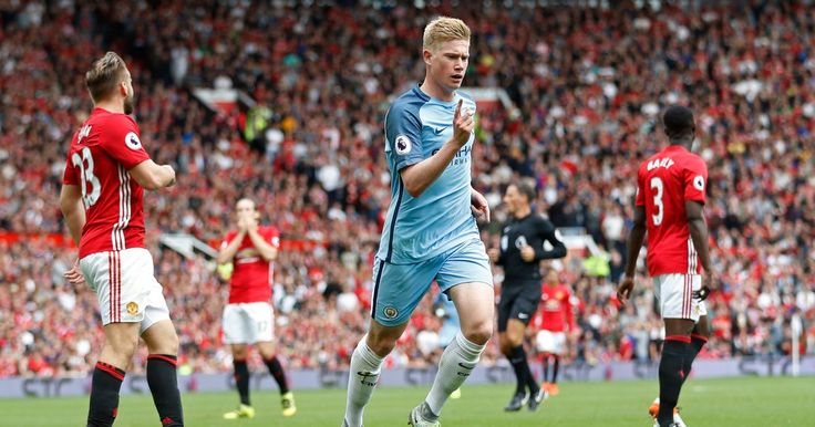 Robbie Savage column: I was wrong. Manchester City's 54m Kevin De Bruyne swoop looks bang on the money