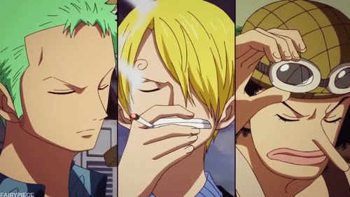 one piece gif | gif one piece - plus qu'une passion FAIRY TAIL