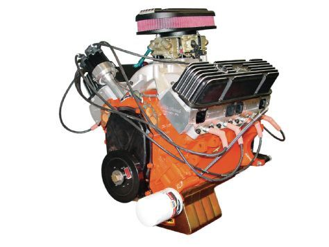 C D Ec C Df Feb Fa on Chevy 383 Fuel Injected Crate Engine