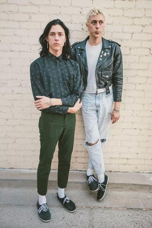 The Garden Twins Style Pinterest Musik Und Kleidung