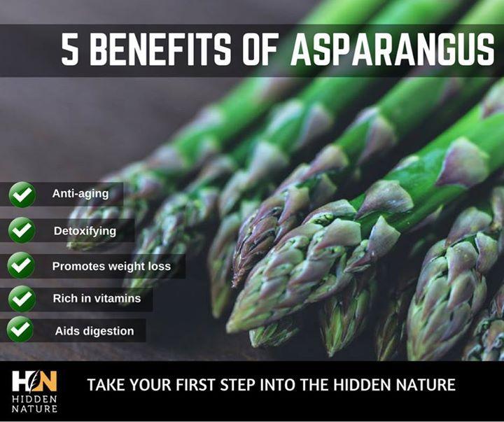 The health benefits of asparagus include good cardiovascular health, healthy pregnancy