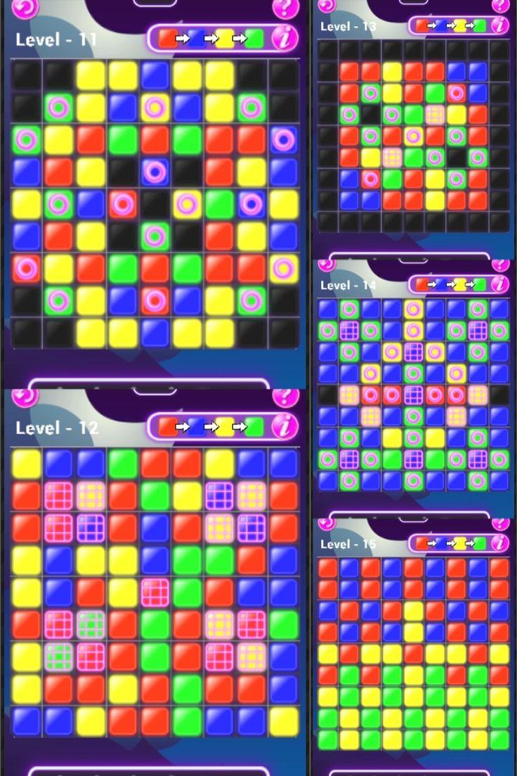 Level 1115 in 2020 Puzzle game, Luma, Game mechanics