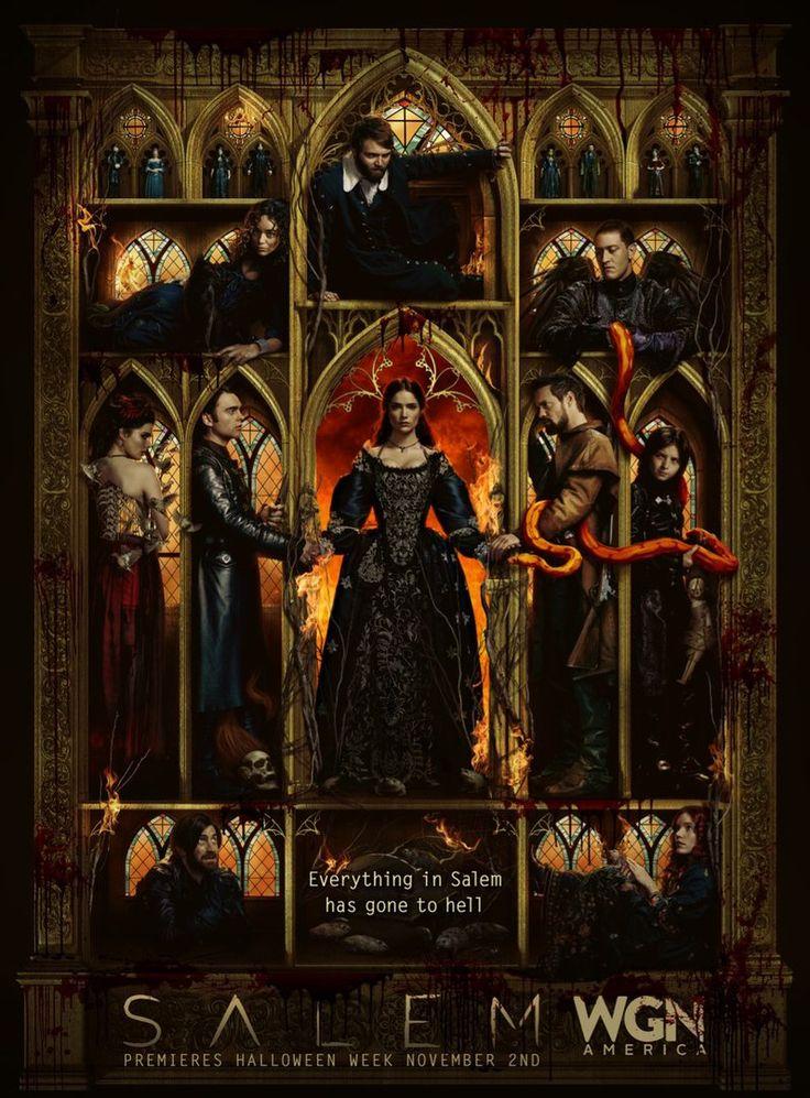 SALEM Season 3 Poster