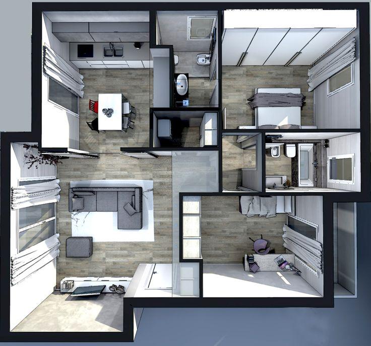 Oltre 25 fantastiche idee su design casa piccola su for Design frontale della piccola casa