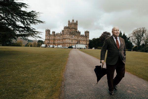 Julian Fellowes on Twists in the 'Downton Abbey' Season Finale - NYTimes.com