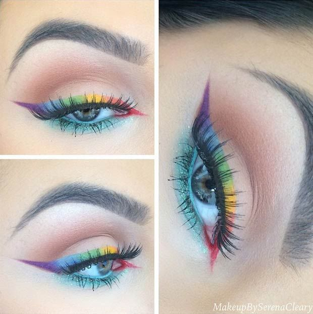 Instagram / makeupbyserenacleary                                                                                                                                                                                 More