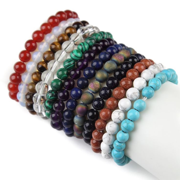 Ceramics Bracelet 6mm*108 Beads Handmade Chinese knot Bracelet Personalized accessories Women/Men Rs9dPuZcF