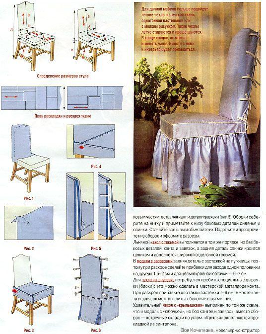 idea chaircover