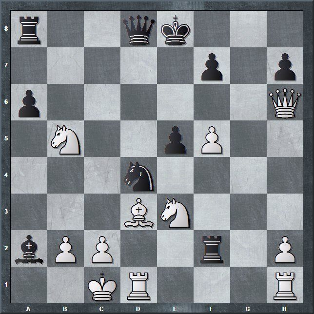 Five brilliant moves by world chess champions.