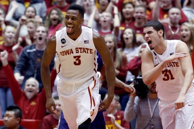 Iowa State Cyclones vs Baylor Bears Mens College Basketball Game Tonight