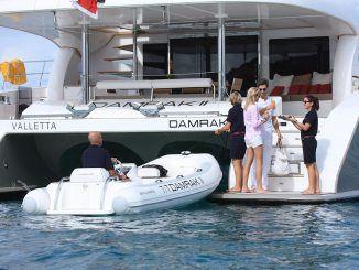 Catamaran   Luxury yacht charters   Catamaran for charter   Sunreef Yachts Charter