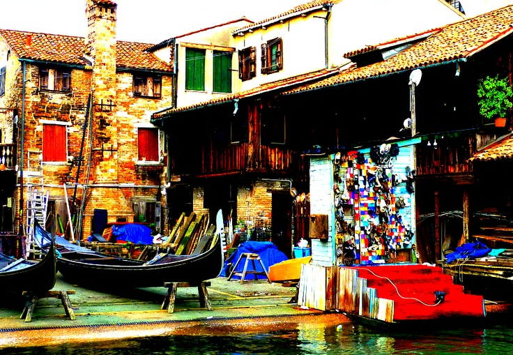 This is my latest entry for winning a trip to Italy.  Gondola builders shed, Venice, 2011 https://apps.facebook.com/offerpop/Contest.psp?c=230018=60546=254553244581393=263891617053481=Entry=929392=1