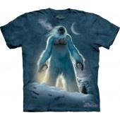Camiseta - The Mountain - Yeti jlle1 @jlle1.com