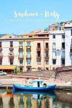 7 Orte, die Du auf Sardinien besuchen solltest. Ein Reiseführer von magnoliaelectric