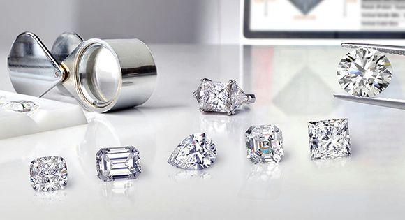 Czy wiecie, że zakup diamentu na www.e-diamenty.pl plus oprawienie jest często dwa razy tańszy, niż zakup gotowego pierścionka w sklepie?