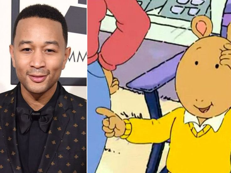 John Legend Looks Like Arthur The Aardvark & The Internet Has Lost It