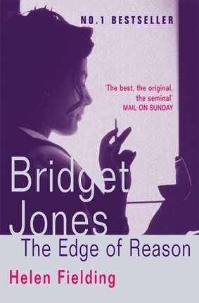 """""""Bridget Jones: The Edge of Reason"""" by Helen Fielding (the second in the Bridget Jones series). Tipped in the article: """"5 books you should read in a big city - or if you want to dream yourself away"""" from the Danish Broadcasting Corporation."""