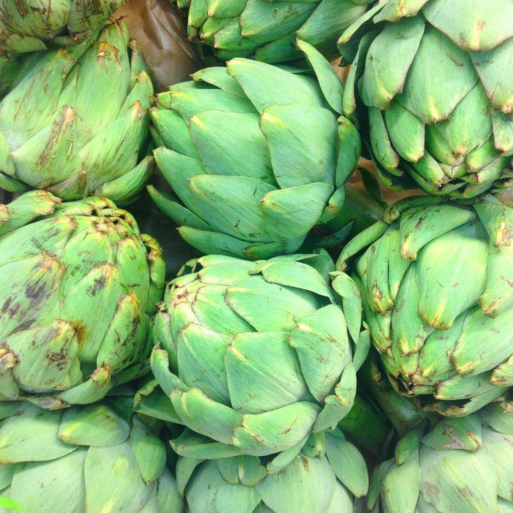 La feuille d'artichaut est efficace pour soigner les troubles du foie. #detox #legumes #foie #digestion