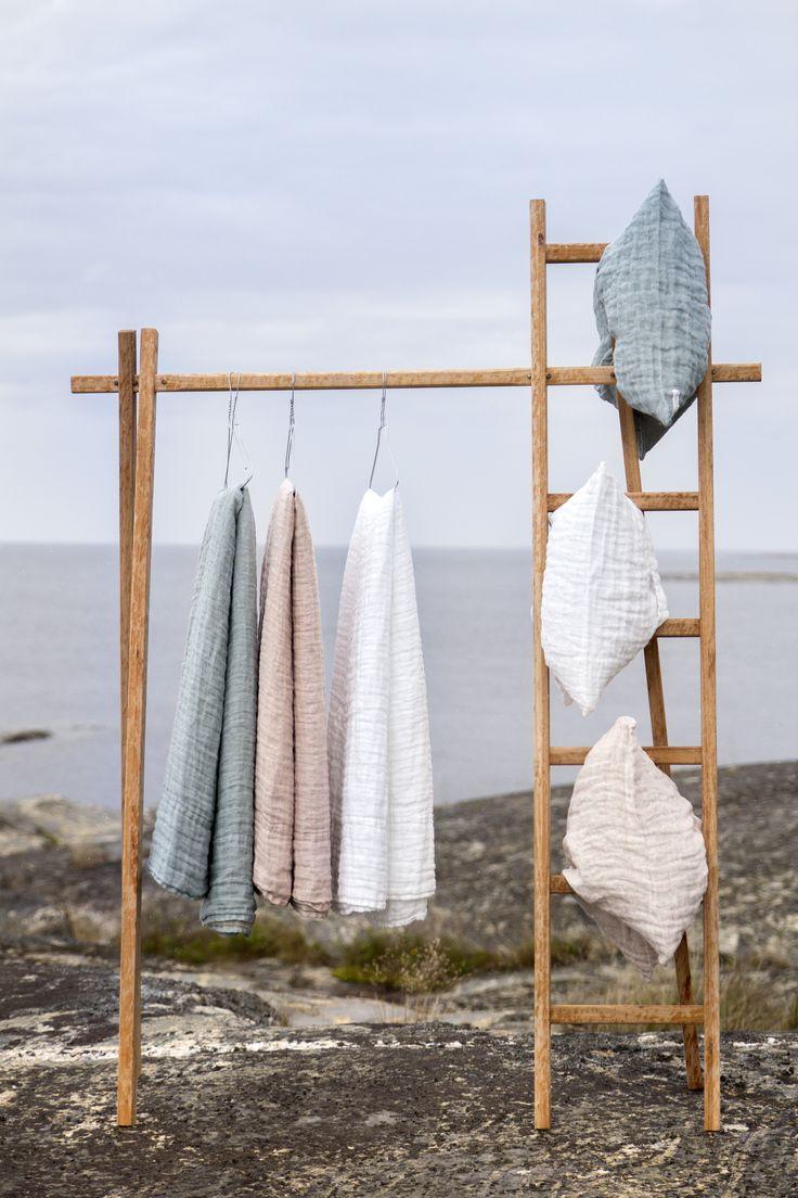 Fresh Laundry #Himla_ab #Himla #Freshlaundry #sweden #laundry #ocean
