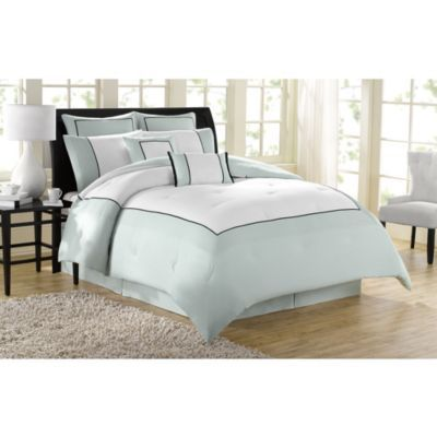 Buy Soho New York Home Hotel 8-Piece King Comforter Set from Bed Bath & Beyond