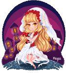 Lionness by Meiyaaesc.deviantart.com on @DeviantArt #eldarya @eldarya #gardianne #chibi #kawaii #halloween #cute #manga